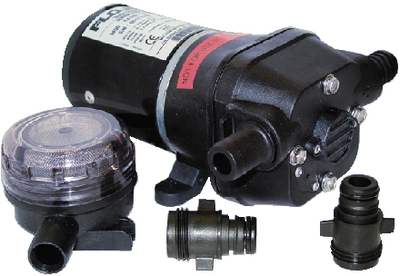 GENERAL PURPOSE/BAIT TANK PUMP (#272-04105501A) - Click Here to See Product Details