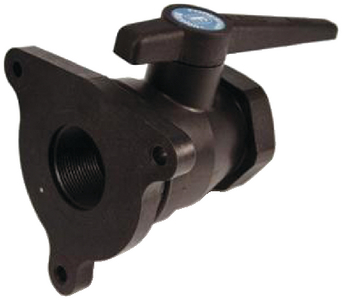 FLANGE MOUNTING SEACOCK (#108-904011) - Click Here to See Product Details