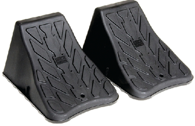 TOWPOWER TIRE CHOCKS (#220-7000100) - Click Here to See Product Details