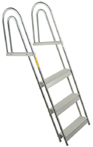 LATCH TYPE DOCK/PONTOON LADDER  (#3-15350) - Click Here to See Product Details