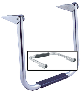 OVER PLATFORM FOLD DOWN LADDER (#3-19512) - Click Here to See Product Details