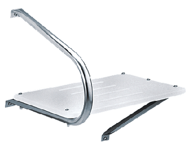 OUTBOARD SWIM PLATFORM  (#3-19530) - Click Here to See Product Details