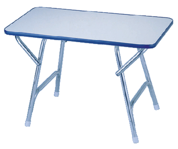 MELAMINE TOP DECK TABLE (#3-50405) - Click Here to See Product Details