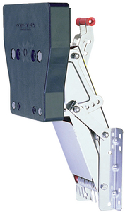 STAINLESS STEEL 2 STROKE OUTBOARD MOTOR BRACKET (#3-71033) - Click Here to See Product Details