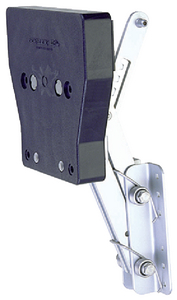 ALUMINUM AUXILIARY OUTBOARD MOTOR BRACKET (#3-71042) - Click Here to See Product Details