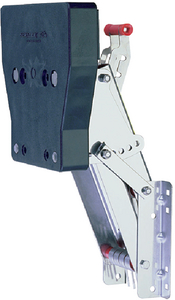 STAINLESS STEEL 2 STROKE OUTBOARD MOTOR BRACKET (#3-71056) - Click Here to See Product Details