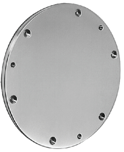 DETACHABLE STANCHION PLATE (#3-75056) - Click Here to See Product Details