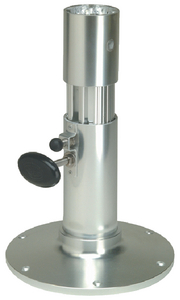 ADJUSTABLE HEIGHT SEAT BASE - SMOOTH SERIES  (#3-75438) - Click Here to See Product Details