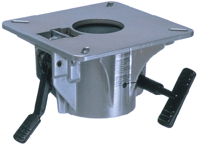 SWIVEL SPIDER SEAT MOUNT - MILLENNIUM SERIES (#3-99036) - Click Here to See Product Details