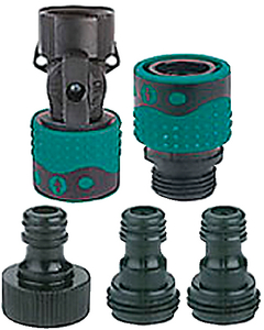 QUICK RELEASE HOSE COUPLER SET (#161-2939Q) - Click Here to See Product Details