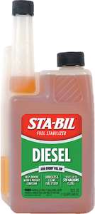 DIESEL FORMULA STA-BIL<sup>&reg;</sup> FUEL STABILIZER - Click Here to See Product Details