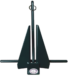 SLIP RING STYLE ANCHOR - VINYL COATED (#238-6696W) - Click Here to See Product Details