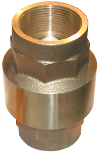 CV SERIES CHECK VALVE (#34-CV125) - Click Here to See Product Details