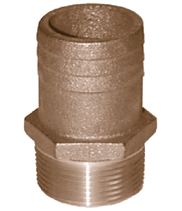 FULL FLOW PIPE TO HOSE ADAPTERS (#34-FF2000) - Click Here to See Product Details