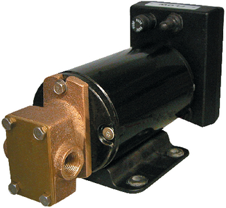 GEAR PUMP FOR OIL AND WATER DISCHARGE (#34-GPBR1) - Click Here to See Product Details