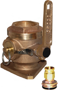 SBV-P FULL-FLOW FLANGED SAFETY SEACOCKS (#34-SBV1500P) - Click Here to See Product Details