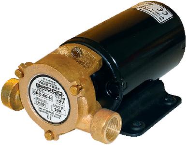 SELF-PRIMING FLO-MASTER VANE PUMP (#34-SPO60N12V) - Click Here to See Product Details