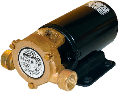 SELF-PRIMING FLO-MASTER VANE PUMP (#34-SPO60R12V) - Click Here to See Product Details