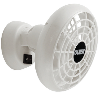12-VOLT PERSONAL FAN (#69-9035) - Click Here to See Product Details
