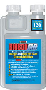 BIOBORMD MARINE DIESEL PERFORMANCE ADDITIVE - Click Here to See Product Details