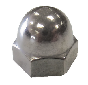 CAP NUTS (#8-001) - Click Here to See Product Details