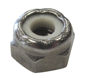 LOCK NUTS (#8-180) - Click Here to See Product Details