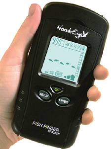 PORTABLE FISH FINDER (#835-F33P) - Click Here to See Product Details