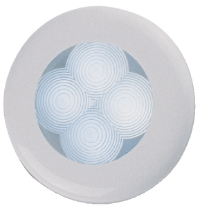 SLIM LINE ROUND LED COURTESY LAMP (#265-980500441) - Click Here to See Product Details