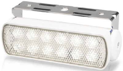 SEA HAWK LED DECK FLOODLIGHT (#265-980670311) - Click Here to See Product Details