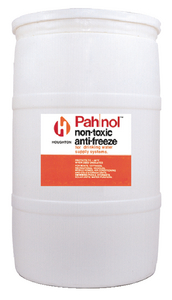 PAH-NOL -60? NON-TOXIC ANTI-FREEZE (#335-PN55) - Click Here to See Product Details