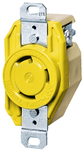 30A TWIST-LOCK<sup>&reg;</sup> RECEPTACLE (#36-HBL26CM10) - Click Here to See Product Details