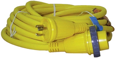 30A 125V SHORE POWER CABLE SETS (#36-HBL61CM08) - Click Here to See Product Details