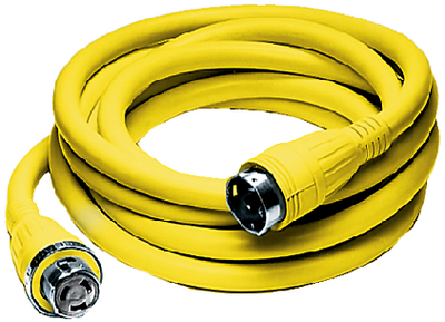 50A SHORE POWER CABLE SET (#36-HBL61CM42) - Click Here to See Product Details