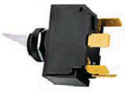 LIGHTED TOGGLE SWITCH (#36-M11LRSP) - Click Here to See Product Details
