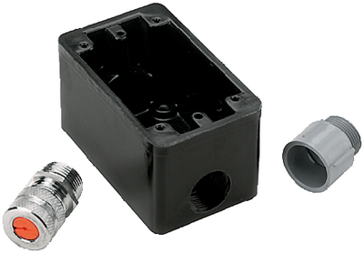 WEATHERPROOF FS BOX (#36-PH6619) - Click Here to See Product Details