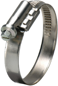 NON-PERFORATED BAND CLAMPS (#282-531060025) - Click Here to See Product Details