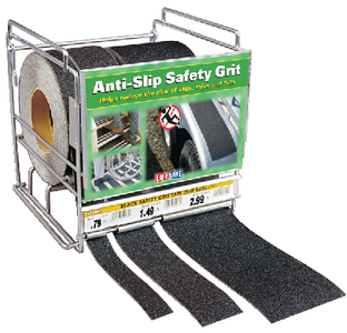 ANTI-SLIP SAFETY GRIT TAPE (#834-MR120) - Click Here to See Product Details