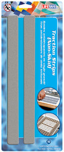TEXTURED VINYL TRACTION STEP STRIP (#834-RE3901GR) - Click Here to See Product Details