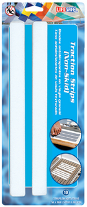 TEXTURED VINYL TRACTION STEP STRIP (#834-RE3902WH) - Click Here to See Product Details