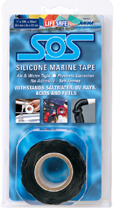 SOS SILICONE MARINE TAPE (#834-RE6490) - Click Here to See Product Details