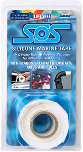 SOS SILICONE MARINE TAPE (#834-RE6491) - Click Here to See Product Details