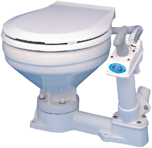 MANUAL MARINE TOILET SERVICE PARTS (#6-290411000) - Click Here to See Product Details