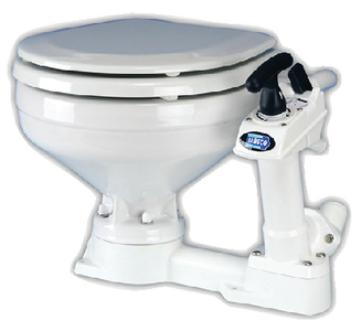 TWIST 'n' LOCK MANUAL TOILET (#6-290903000) - Click Here to See Product Details