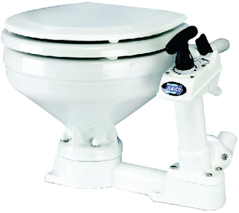 TWIST 'n' LOCK MANUAL TOILET (#6-291203000) - Click Here to See Product Details