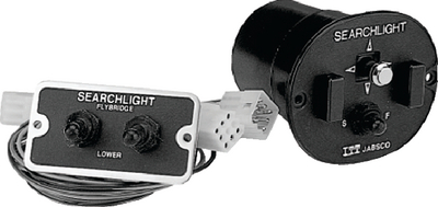 REMOTE CONTROL SEARCHLIGHT (#6-436700004) - Click Here to See Product Details