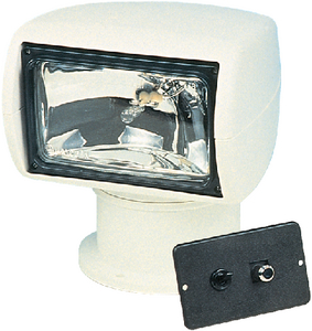135 SL REMOTE CONTROL SEARCHLIGHT  (#6-600300000) - Click Here to See Product Details
