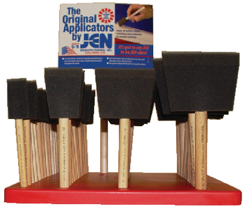 POLY-BRUSHES & ROLLERS (#211-PB2) - Click Here to See Product Details