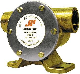 HEAVY DUTY IMPELLER PUMPS  (#189-102457151) - Click Here to See Product Details