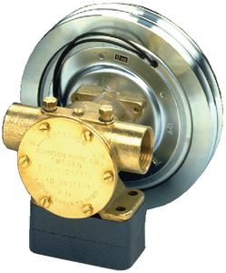 HEAVY-DUTY ELECTRO-MAGNETIC CLUTCH PUMP (#189-1024577981) - Click Here to See Product Details