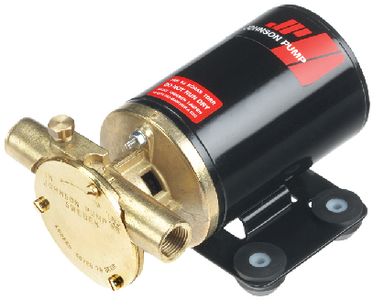 F38B-19 FLEXIBLE IMPELLER PUMP (#189-102472703) - Click Here to See Product Details